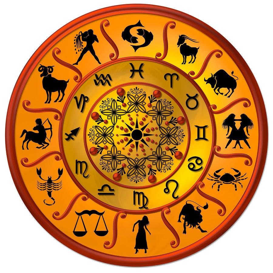 Sun Sign wheel